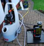 powerflush pump